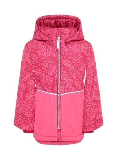 Name It Name İt Maxi Jacket Colour Block Ceket Kırmızı